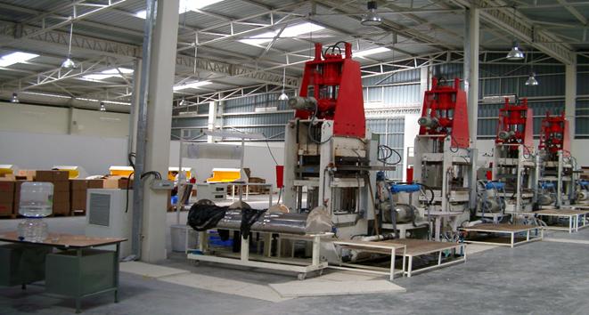 Instalaciones de MIJU en Pune (India)