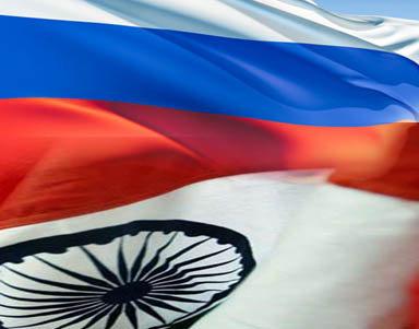 India-Russia-Flag