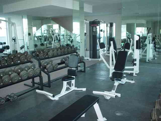 Pacific Gym Gimnasio