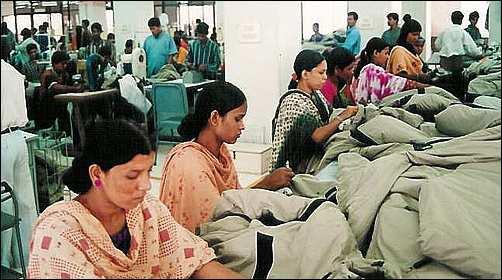 Los problemas con la legislaci n laboral en bangladesh - Productos de la india ...