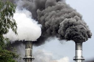 Contaminacion india CO2