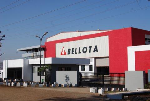 Planta Bellota finalizada en Nashik (India)