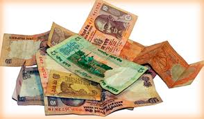 rupias india