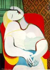 Picasso, India, Delhi, exposición, feria