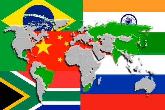 india, BRICS, emergentes, países, banco, financiación