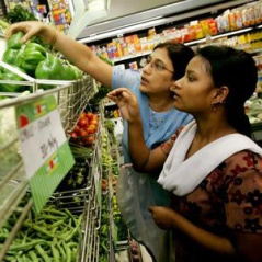 india, consumo, alimentos, bebidas, supermercados