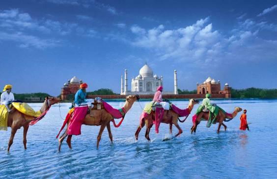 india, turismo,