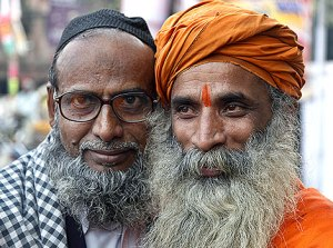 Hindu-Muslim-love-India
