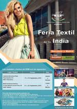 feria textil india 2015