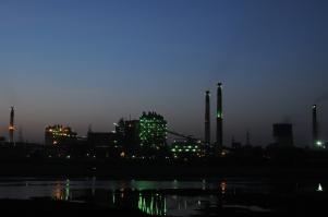 centrales electricas india