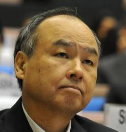 softbank-ceo-masayoshi-son