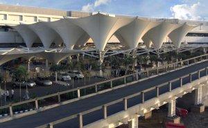 Aeropuerto de Mumbai, India