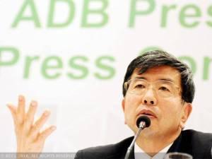 asia development bank india