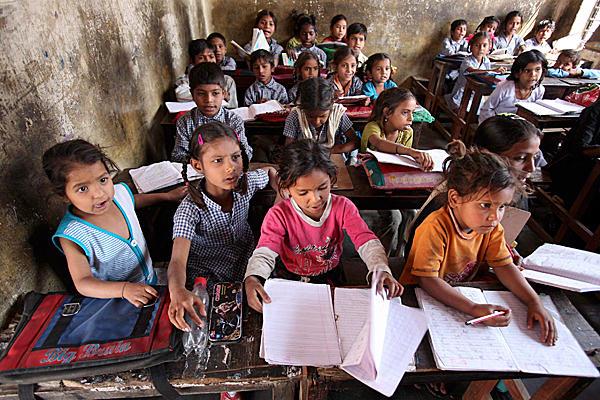 eduación en India