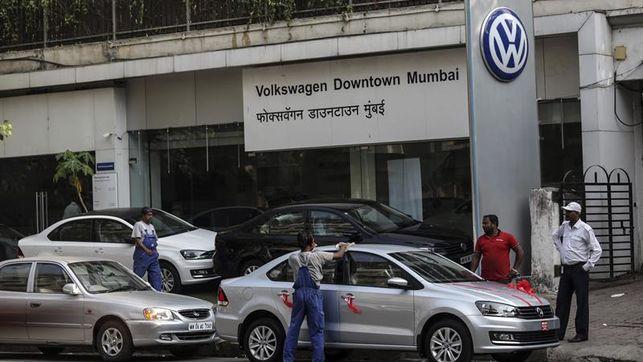 polémica Volkswagen india