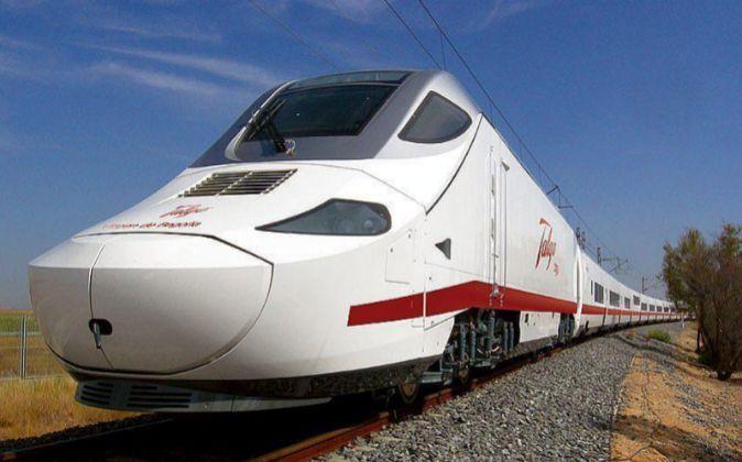 talgo india ferroviario