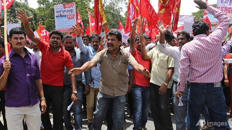 india-strike