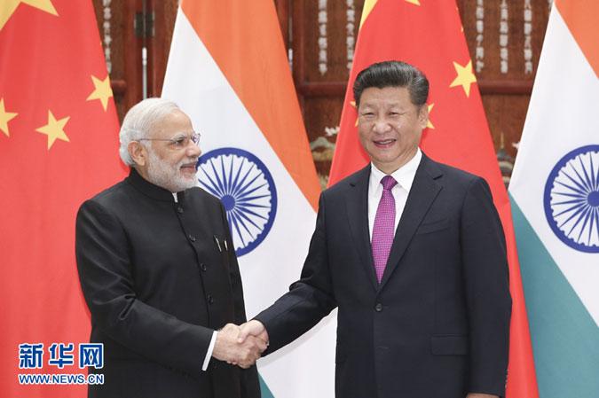 modi xi jinping india china