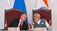 modi putin india rusia